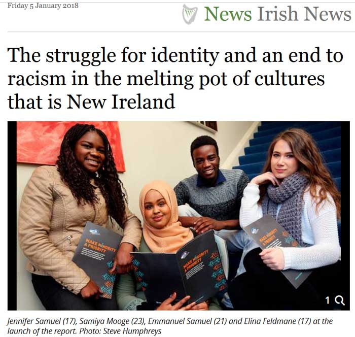IrishNews_MakeMinorityAPriority